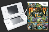 Win a Nintendo DS and a copy of Monster Lab